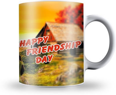 Presto Friendship Day Gifting  for Your Friends Ceramic Mug