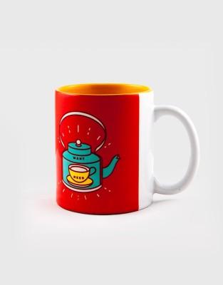 Kulture Shop Kultureshop Want/Need  Ceramic Mug