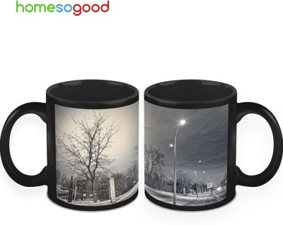 HomeSoGood Just Before The Storm Ceramic Mug