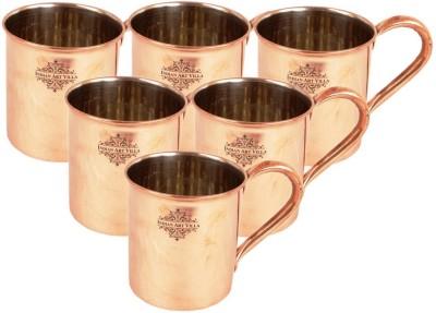 IndianArtVilla IAV-CB-1-698 Copper Mug