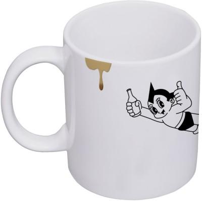 My Insignia Falling Drop Ceramic Mug