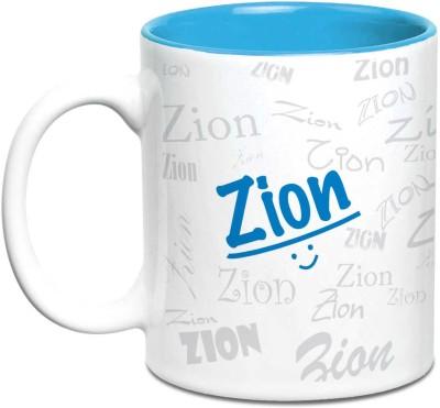 Hot Muggs Me Graffiti - Zion Ceramic Mug