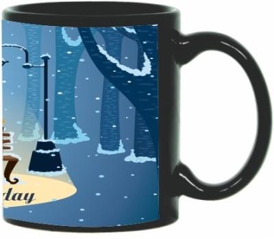 Printland Lamp Post PMBA5411 Ceramic Mug