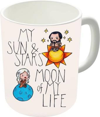 The Fappy Store Game Of Thrones - Daenerys & Khal Drogo Ceramic Mug