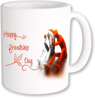A Plus happy friendship day gifts 15 Ceramic Mug