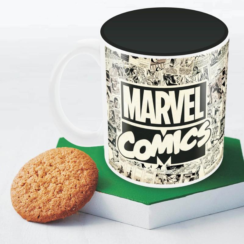 Marvel Marvel Comics Art Officially Licensed Ceramic Mug(350 ml)