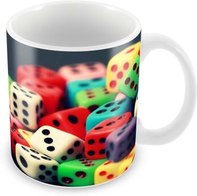 Digitex Creations -66 Ceramic Mug