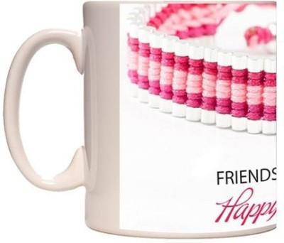 Onlineworld Friendship-Theme-03 Ceramic Mug