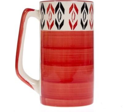 Urban Monk Creations Straightredmug Ceramic Mug