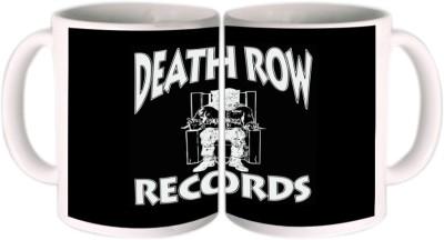 Shopkeeda Death Row Records Ceramic Mug