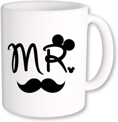 A Plus mr 02.jpg Ceramic Mug