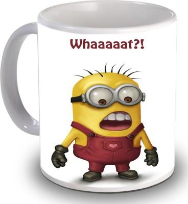 PSK Cute Minions 04 Ceramic Mug