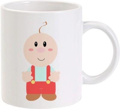 Lolprint 19 Baby & Kids Birthday Special Ceramic Mug