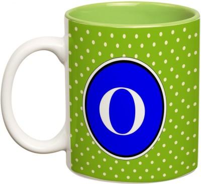 Mugwala O Monogram mug Ceramic Mug