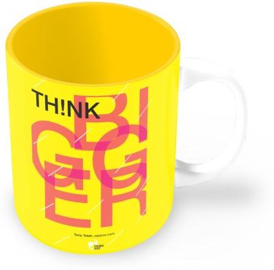 Thinkpot Think Bigger - Tony Tsieh Ceramic Mug