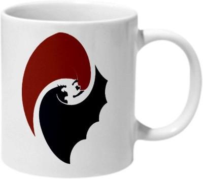 Mooch Wale Batman Vs Superman Minimalist Art Ceramic Mug