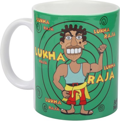 Art Potli Superhero Lukha Raja Ceramic Mug