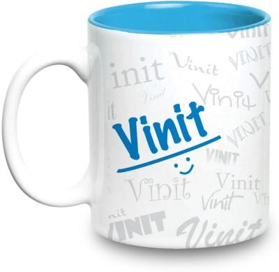 Hot Muggs Me Graffiti  - Vinit Ceramic Mug