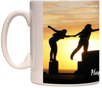 Onlineworld Friendship-Theme-06 Ceramic Mug