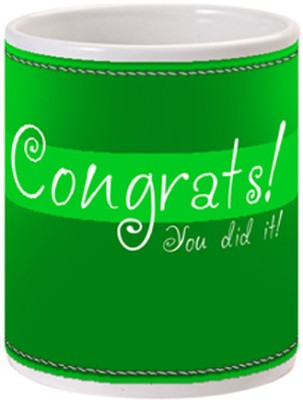 Allthingscustomized Congrats Gift  Ceramic Mug