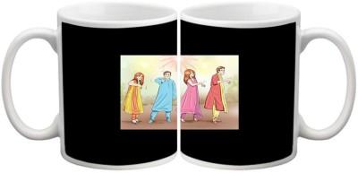 Shopkeeda Diwali SMG032820 Ceramic Mug