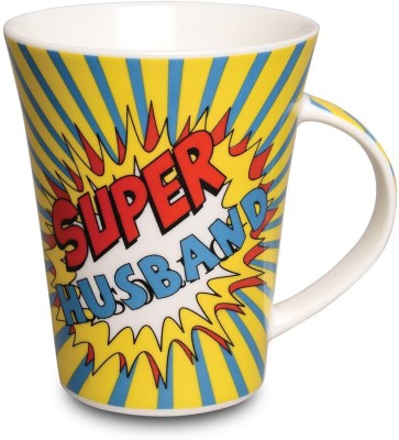 Its Our Studio Super Husband Ceramic  Ceramic Mug