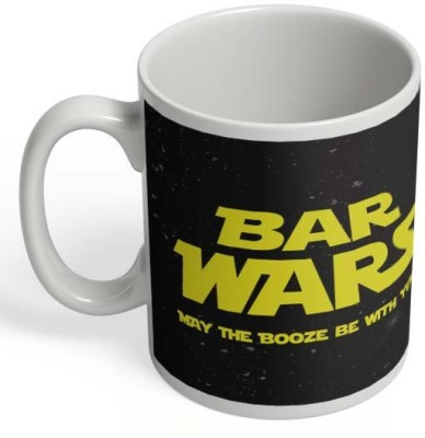 PosterGuy Beer Wars Beer, Star Wars, Funny, Quirky, Cool Ceramic Mug