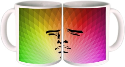Shopkeeda Takakazu Abe Ceramic Mug
