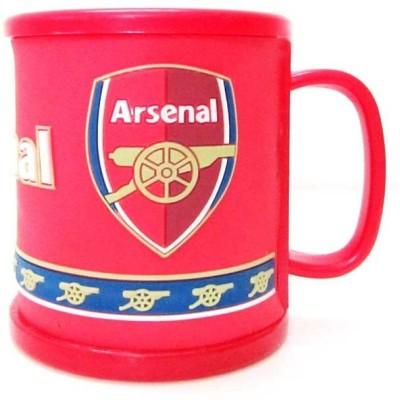 Funcart Arsenal Team Plastic Mug