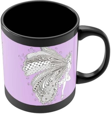 PosterGuy Wings Art Illustration Art Illustration Ceramic Mug