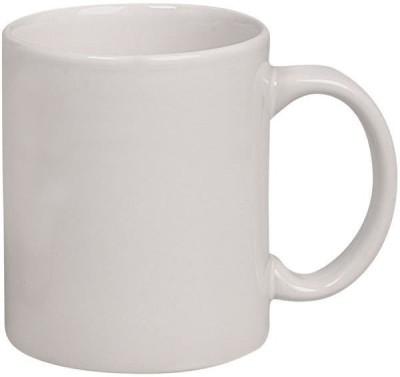 Snapgalaxy White Ceramic Mug(320 ml)