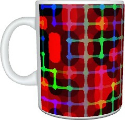 Creatives Lights Ceramic Mug