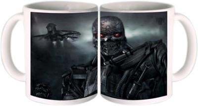 Shopkeeda Awesome Terminator Ceramic Mug