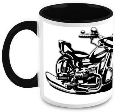 HomeSoGood Pump My Ride Ceramic Mug