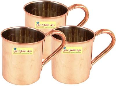 SSA Set of 3 C/N Plane Copper Mug