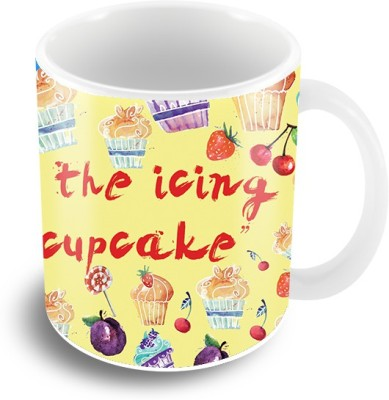 Thecrazyme Sweeten up a bit Ceramic Mug