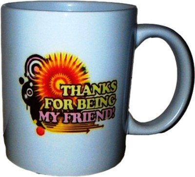 Exxact Best Friend Ceramic Mug
