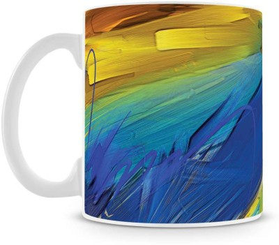 Saledart Mg380-Beautiful And Awesome Background Wallpaper Ceramic Mug