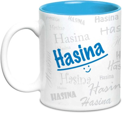 Hot Muggs Me Graffiti - Hasina Ceramic Mug