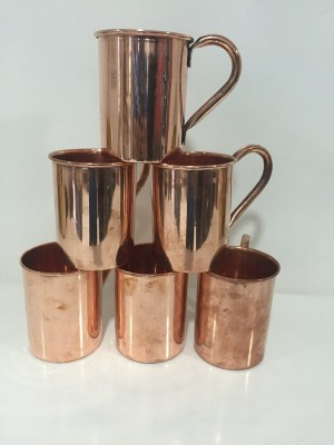 TeraShopee PM-01 Copper Mug