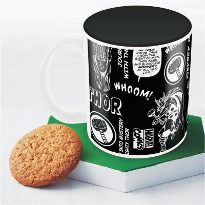Marvel Comics Thor Asgard  Officially Licensed Ceramic Mug