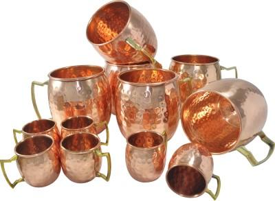 Dakshcraft Copper Tableware Copper Mug