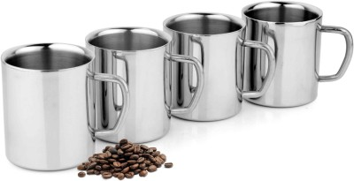 Airan Medium Stainless Steel Mug