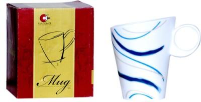 clay craft bluemoon Bone China Mug