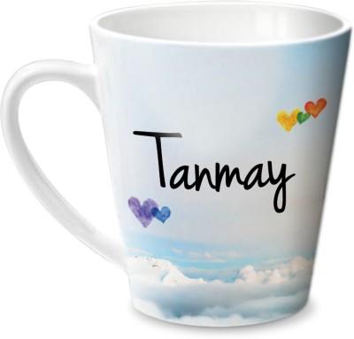 Hot Muggs Simply Love You Tanmay Conical  Ceramic Mug