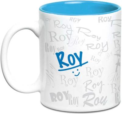 Hot Muggs Me Graffiti - Roy Ceramic Mug