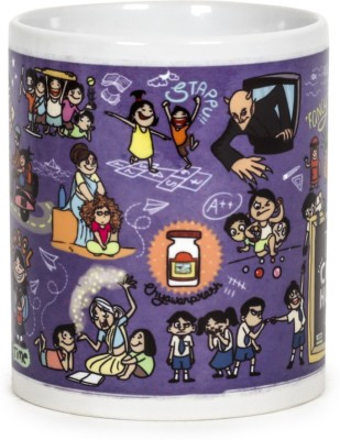 Chumbak Childhood Days Ceramic Mug
