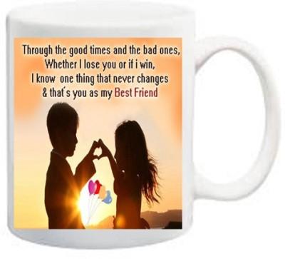 Awwsme That,S You Are My Best Friend Ceramic Mug