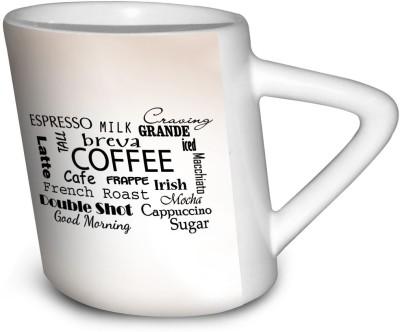 Crackndeal SCM20 Ceramic Mug