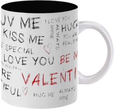 Allthingscustomized Valentines Day Ceramic Mug